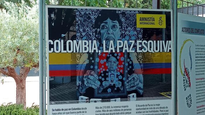 """El Museu de Ciències Naturals ofereix l'exposició """"Colòmbia, la pau esquiva"""""""