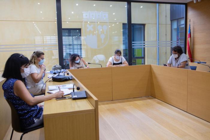 Godella presenta els projectes que es desenvoluparan amb els Pressupostos Participatius de l'any 2021