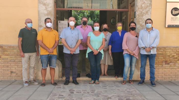 Manises inaugura una exposició sobre les dones en la indústria ceràmica dins del cicle #20anys20pobles del Museu Comarcal de l'Horta Sud