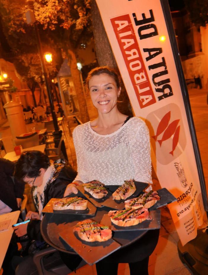 Alboraia posa en marxa una huitena edició de la Ruta de la Tapa protagonitzada pels productes de proximitat