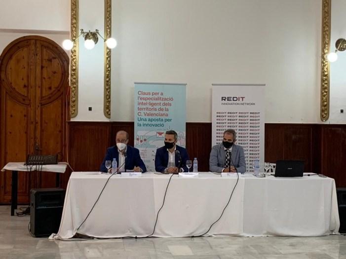 La Conselleria d'Innovació i REDIT presenten les claus de la nova Estratègi d'Especialització Intel·ligent de la Comunitat Valenciana