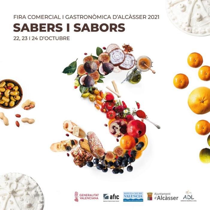 Alcàsser es prepara per a una nova edició de Sabers i Sabors