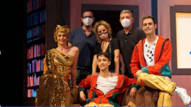 La Clau Màgica, nova estrena de Trencadís a la Casa de la Cultura de Tavernes de la Valldigna