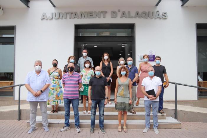 L'Ajuntament d'Alaquàs continuarà amb l'ampliació del servei de neteja i desinfecció en els centres educatius