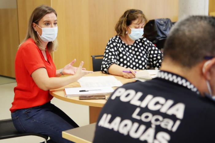 Nou protocol d'actuació i intervenció davant possibles casos de persones amb alzheimer a Alaquàs