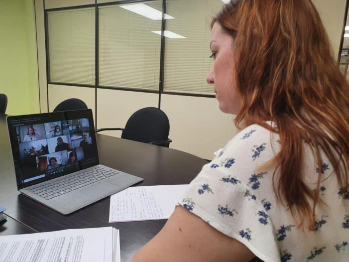 Alzira participa en la comissió EducaCovid  per als seguiment de la situació epidemiològica als centres escolars