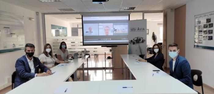 Mobility Innovation València, Ajuntament d'Almussafes i la APPI treballaran conjuntament en el projecte 5GLOGIC