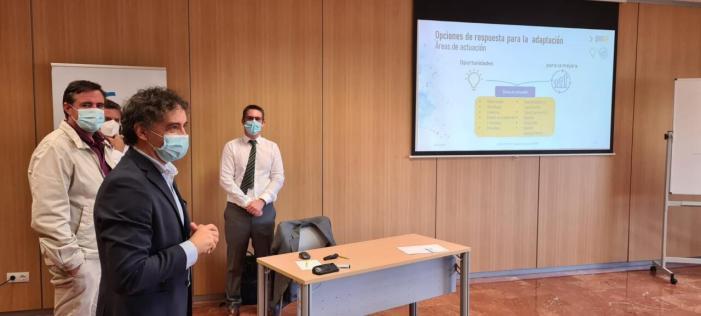 Turisme Comunitat Valenciana organitza tres tallers pràctics per a adaptar les destinacions turístiques al canvi climàtic
