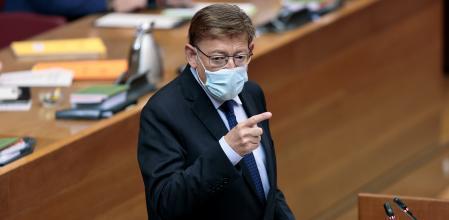 Ximo Puig anuncia 150 milions d'euros en fons europeus per a donar suport a la transició verda i sostenible
