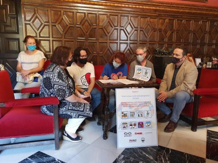 Sueca fa un pas més en la millora del dia a dia de les persones amb autisme i diversitat funcional