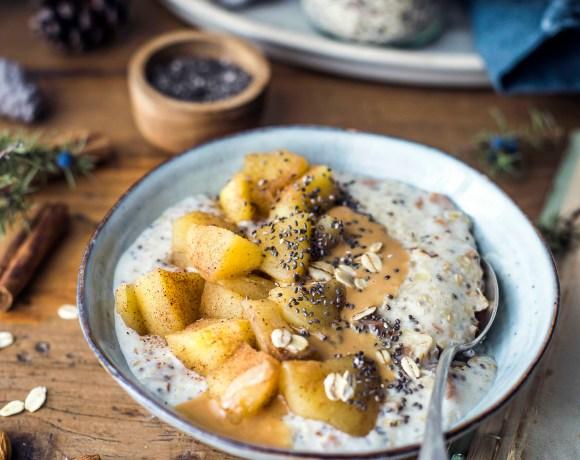 Preparato per porridge