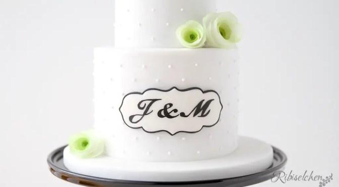 Eine Hochzeit ohne Torte?