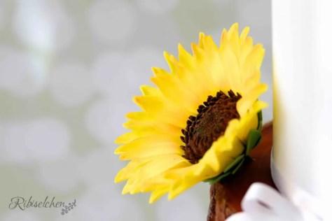 Sonnenblumen Torte 1