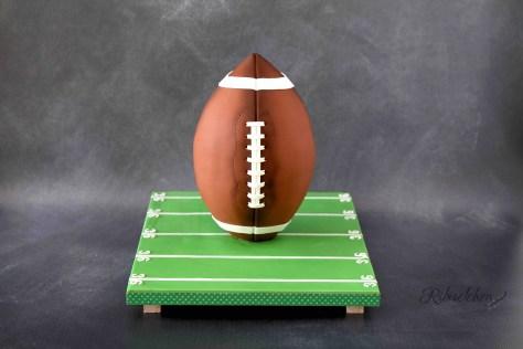 Football-Torte