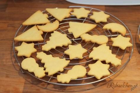 Keksebacken mit Kindern