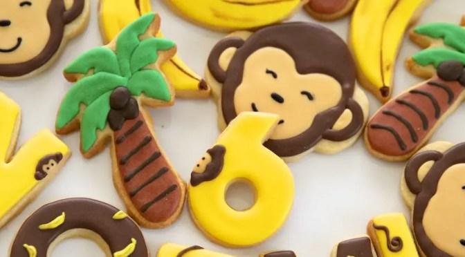 4 außergewöhnliche  Dschungelparty Süßigkeiten für den Sweet Table