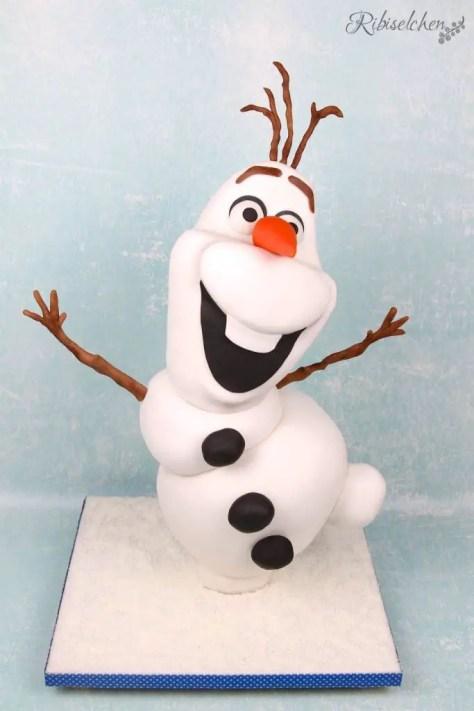 Olaf Torte 3D