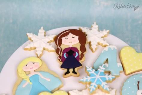 Eiskönigin Kekse