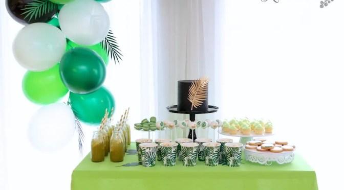 """<span class=""""entry-title-primary"""">Tropische (Blätter) Party</span> <span class=""""entry-subtitle"""">Mein Blog feiert seinen 3. Geburtstag!!!</span>"""