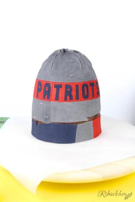 Mütze Torte Anleitung - Knit Hat Cake Tutorial