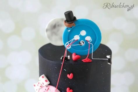Valentinstagstorte