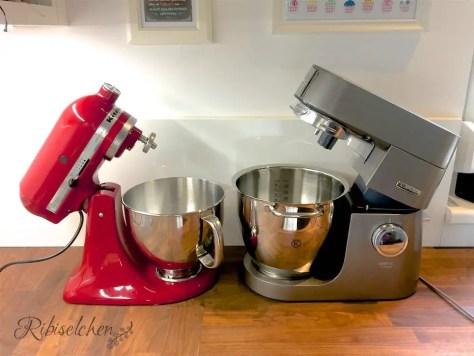 KitchenAid oder Kenwood? Hier findest du meinen ganz persönlichen Vergleich und Erfahrungsbericht!