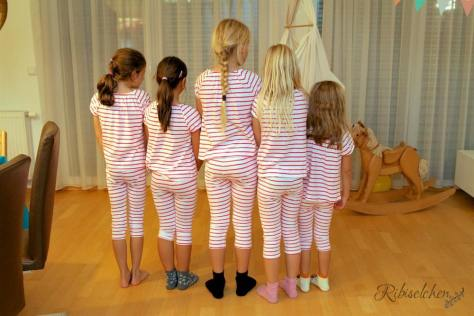 Pyjamaparty Gastgeschenke