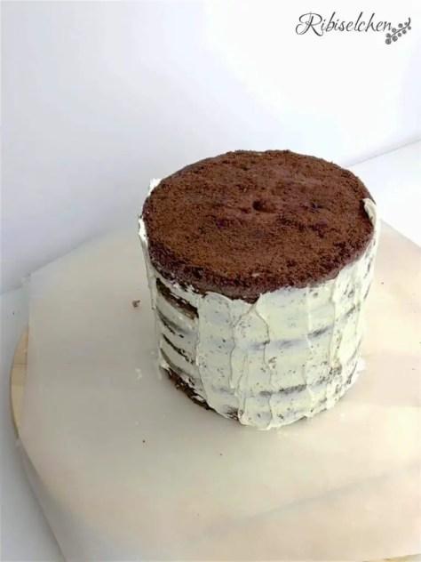 Torte stapeln