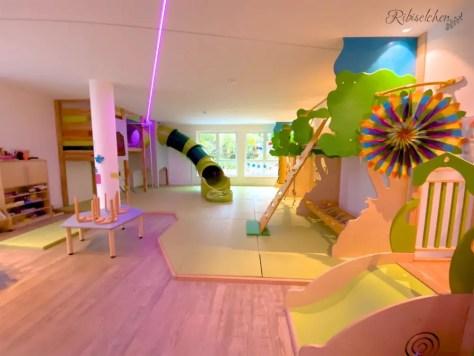 Kinderspielzimmer im Hotel Lürzerhof