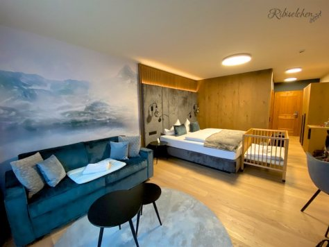Hotel Lürzerhof Bewertung: Zimmer