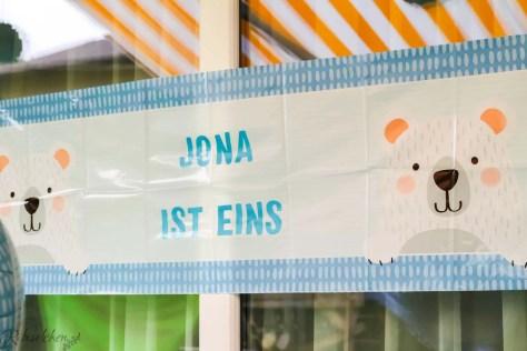 Banner mit Bären