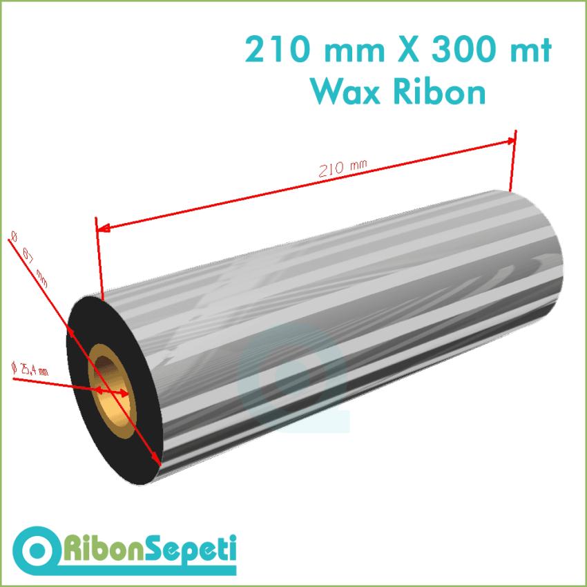 210 mm X 300 mt Wax Ribon Fiyatı (Online Satın Al)