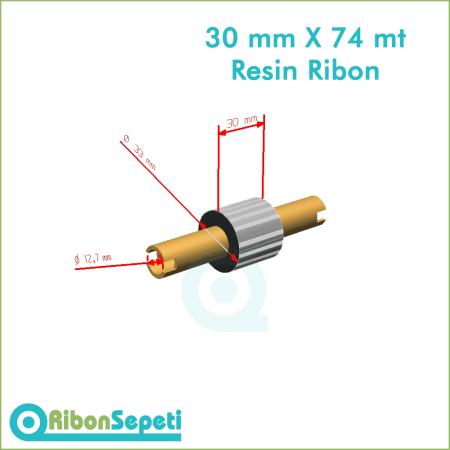 30 mm X 74 mt Resin Ribon Fiyatı (Online Satın Al)
