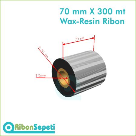 70 mm X 300 mt Wax-Resin Ribon Fiyatı (Online Satın Al)