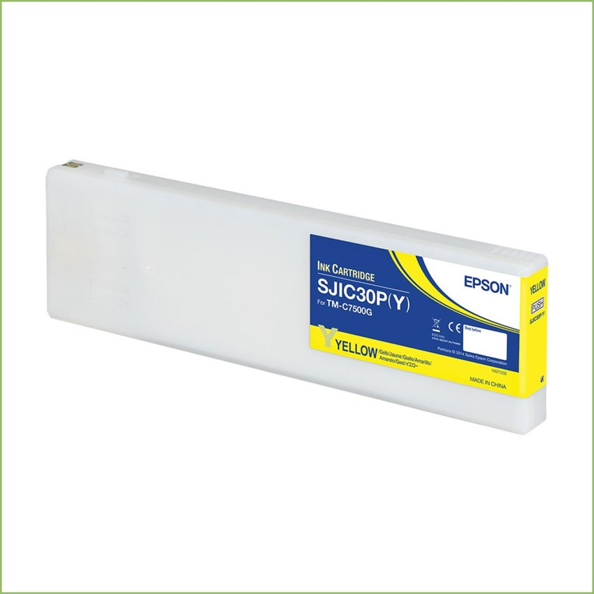 SJIC30P(Y) - Epson Colorworks TM-C7500G için Kartuş