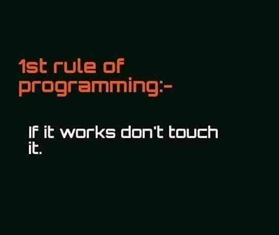 Imágenes que solo un programador entenderá