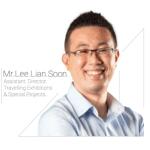 Lee Lian SoonDeputy Director @ Science Centre Singapore