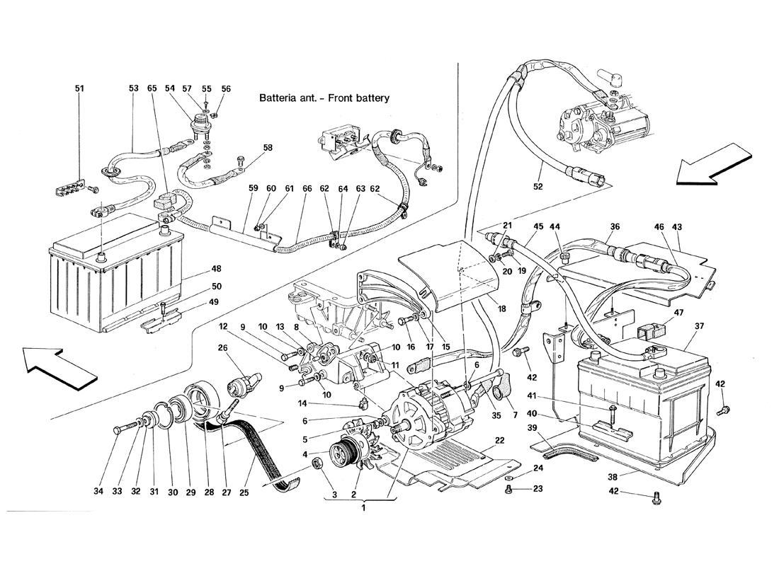 Ferrari 348 Current Generator Valid Till