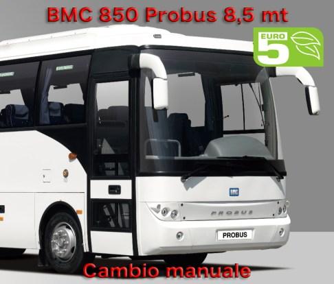 BMC Probus 850 Euro 5 Manuale