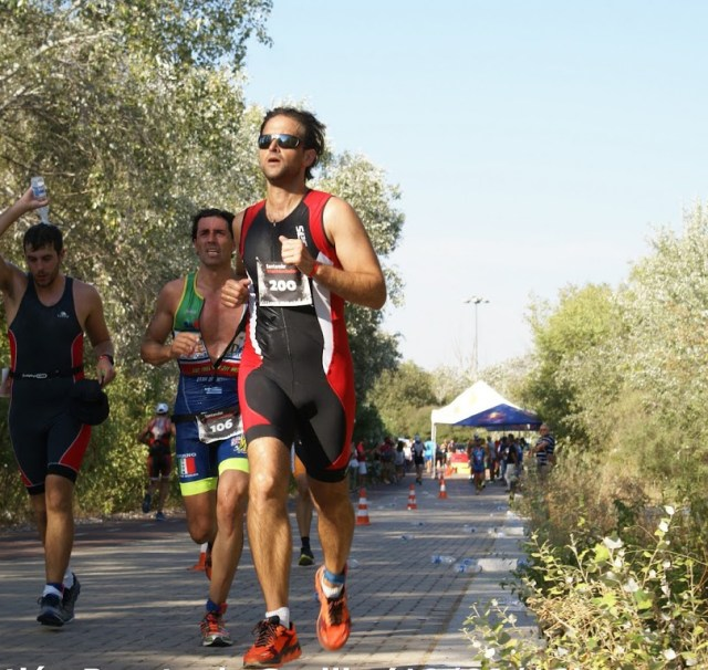 Sector carrera Triatlon Sevilla