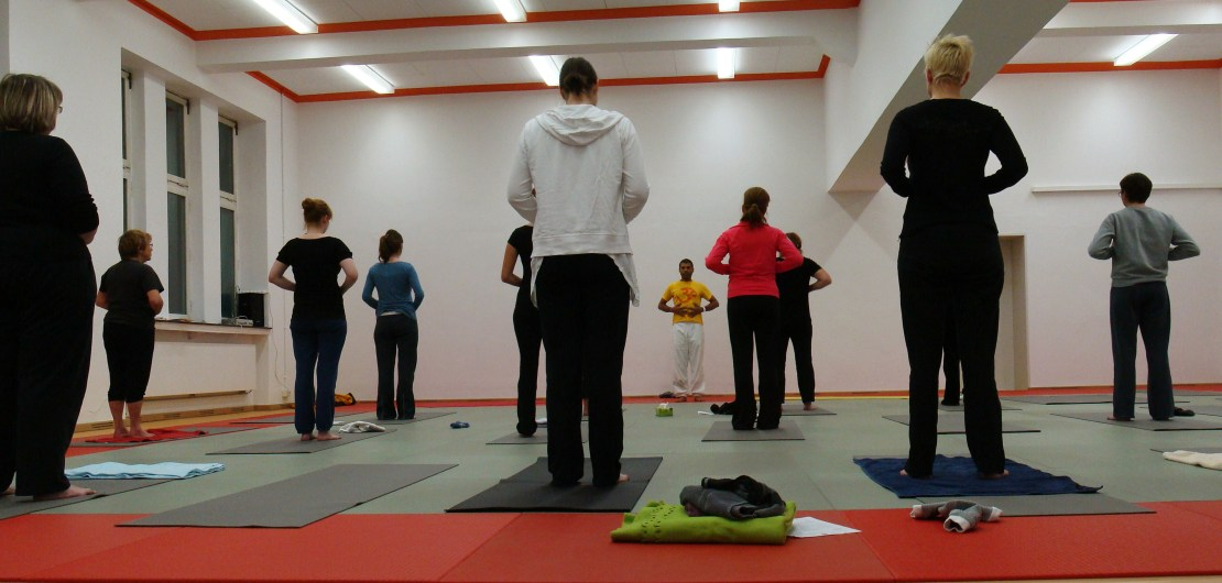 Reular Hatha Yoga Class at ATS Buntentor - Bremen.