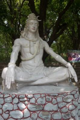 Parmarth Niketan - Shiva Adiyogi