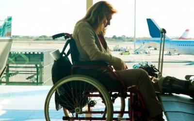 As airlines try to monetize seat assignments, are disabled passengers being left behind?