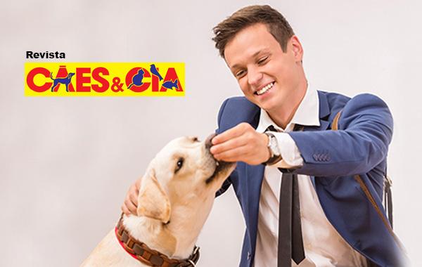 Adestramento para pessoas ocupadas – Revista Cães & Cia