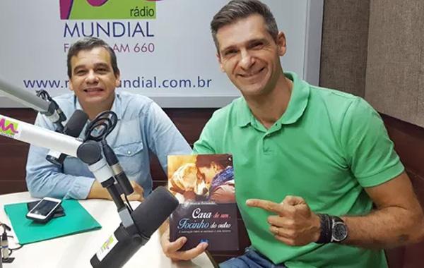 Comportamento Canino – Ricardo Tamborini na Rádio Mundial