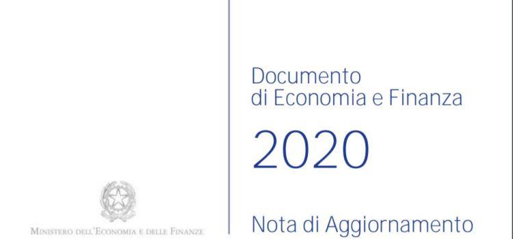 nadef 2020