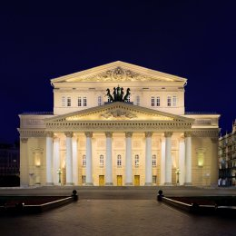 Debut as Des Grieux and at the Bolshoi Theatre