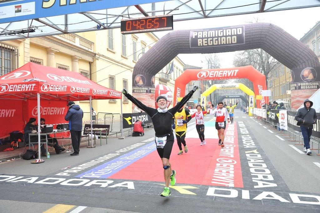 Il Blog del Podista - Arrivo Maratona di Reggio Emilia
