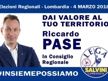 Permalink to: Riccardo Pase in Regione
