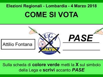 Permalink to: Come si vota per la Regione